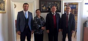 İl Sağlık Müdürü Kılıç, Bünyan, Sarız ve Pınarbaşı İlçelerini Ziyaret Etti