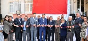 Nazilli'de berberler yeni hizmet binasına taşındı