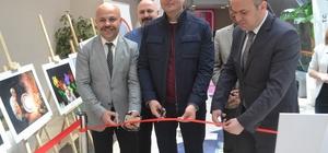 Lüleburgaz'da Tarım ve İnsan konulu fotoğraf sergisi açıldı