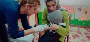 Aşı ile 50 bin bebeğin ölümü engellenebilir