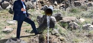 """Başkan Çolakbayrakdar, """"Güneşli mahallesinde yeni su kaynağı bulundu"""""""