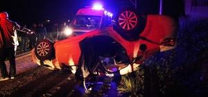 Biga'da kaza: 3 yaralı