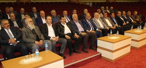 MTSO  Nisan ayı meclis toplantısını gerçekleştirdi