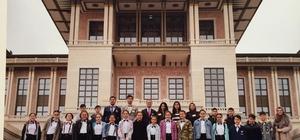 Yeşilhisarlı öğrenciler uluslararası festivale katıldı