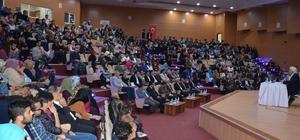 """Bingöl'de """"Düşünce Geleneğimizde Din ve Felsefe"""" konferansı"""