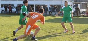 Bahar Futbol Turnuvası tüm hızıyla devam ediyor