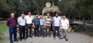 Vezirhan Belediyesi'nden Kıbrıs gezisi