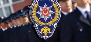 Aydın'da 93 polis açığa alındı