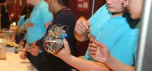 Teknoloji meraklısı öğrenciler Maker Panayırı'nda buluştu
