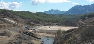Aladağ Kasımlı Barajı ile 9 bin dekar zirai arazi suya kavuşacak
