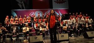 Türk Sanat Müziği topluluklarından muhteşem konser