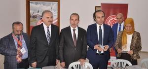 Sivas'ta üniversite tanıtım ve tercih günleri fuarı