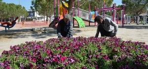 Selimşahlar yeni parkıyla güzelleşti