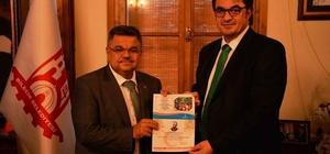 Başkan Yağcı'dan Osmangazi'yi Anma Şenliklerine davet