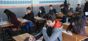 Tokat'ta öğrencilerin TEOG maratonu sona erdi