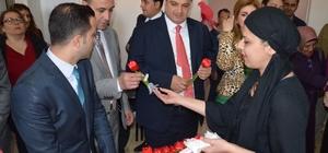 Başkan Özkan'dan anlamlı ziyaret
