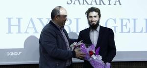 'SAÜ'de Semerkand'dan Mostar'a Alperenler' konferansı