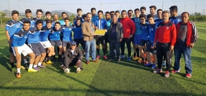 Ortaca'nın şampiyon gençlerine baklava dopingi