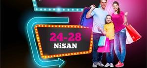 Forum Erzurum'dan film gibi alışveriş