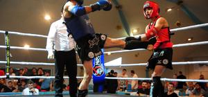 Üniversitelerarası Türkiye Muay Thai Şampiyonası