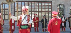 Kanuni Sultan Süleyman'ın 522. doğum yılı etkinlikleri