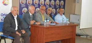 Başkan Karaçelik, pazarcıların sorunlarını dinledi