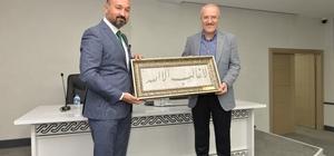 """Başkan Kafaoğlu'na """"Evet"""" teşekkürü"""