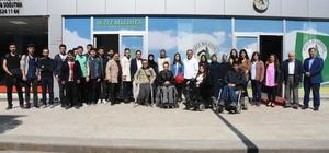 Düzce'de engellilerin sorunları konuşuldu