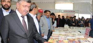 "Başkan Akdoğan'dan ""Kitap Fuarı'na"" davet"