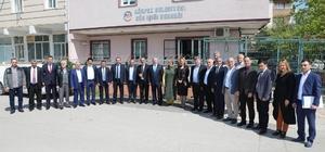 Başkan Baran, Gün Işığı Derneği'nin genel kurul toplantısına katıldı