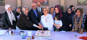 Başkan Yılmaz'dan AK kadınlara teşekkür