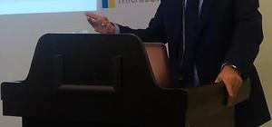 GAÜN'de Microsoft ile Teknoloji ve Kariyer Günü etkinliği