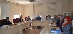 Erzurum'da Çocuk Koruma Kanunu il koordinasyon toplantısı yapıldı