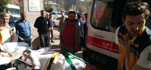 Okul servisi kaza yaptı: 6 yaralı