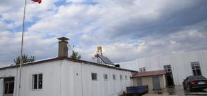 okat Belediye mezbahanesi yenileniyor