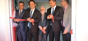 Siirt'te hayvan hastanesi açıldı