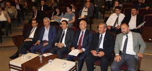 """""""Yatırım Teşvik Sistemi ve Gaziantep"""" toplantısı"""