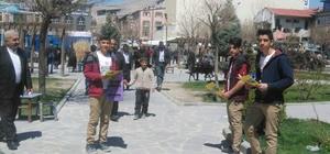 Öğrencilerden 'Trafikte Gençlik Hareketi' projesi