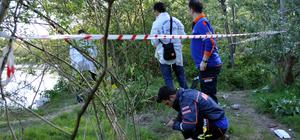 Sakarya Nehri'ne düşen kişi kayboldu