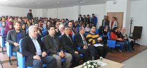 """Düzce Üniversitesi'nde """"Bithynia Bölgesi"""" anlatıldı"""