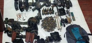 Tunceli'deki terör operasyonları