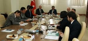 Sağlık Turizminin Geliştirilmesi Eylem Planı Başlangıç Toplantısı yapıldı