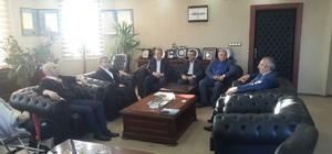 YYÜ Teknokent'ten Urmiye Üniversitesine ofis verildi