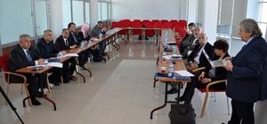 Konya'da İnnopark Ortak Akıl Toplantısı yapıldı