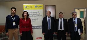 Kayseri'de Ultrasonografi Eşliğinde Uygulamalı Karaciğer Biyopsi Kursu düzenlendi