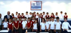 Öğrenciler yerel yönetimi Başkan Kayda'dan öğrendi
