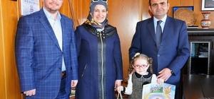 Nazife Elmas Yerli ödülünü aldı