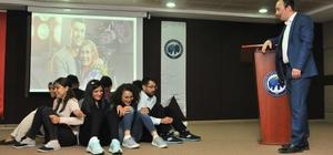 KMÜ'de öğrenciler için kişisel gelişim zirvesi