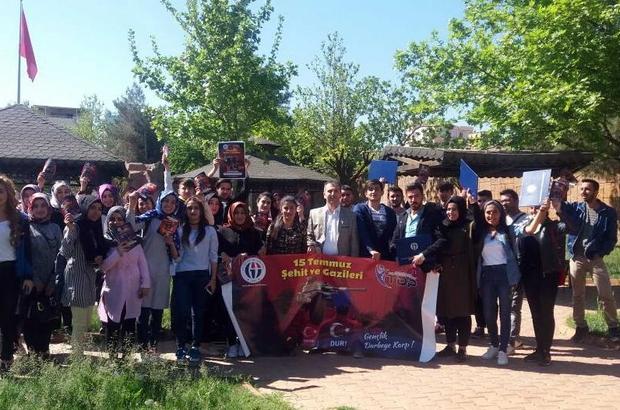 Nizip MYO Öğrencilerinden Örnek TDP Projesi
