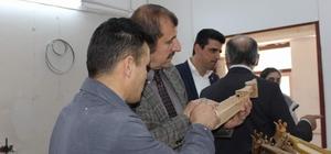 İŞKUR İl Müdürü Zengin Trabzon genelinde açılan kursları ziyaret etti